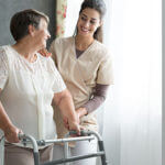 How to Care for an Aging Loved One with Limited Mobility