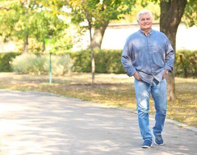 Walking Benefits for Older Adults in Winnipeg, MB