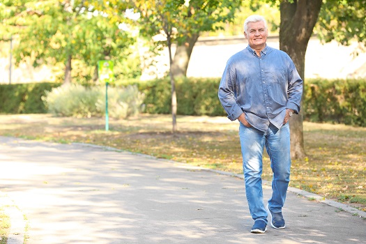 Walking Benefits for Older Adults in Winnipeg, MB