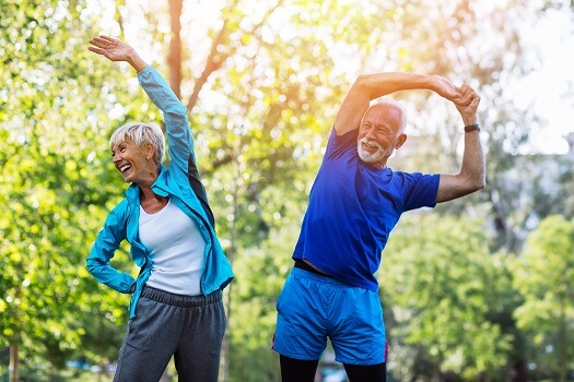 Does Exercise Affect the Process of Aging in Winnipeg, MB