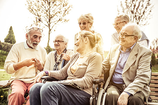 Parkinson's Effects on the Social Lives of Seniors in Winnipeg, MB