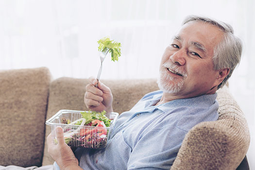 Diets for Older Adults with Alzheimer's in Winnipeg, MB