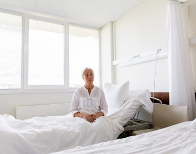 Can Rehospitalization Be Detrimental for a Senior Adult in Winnipeg, MB