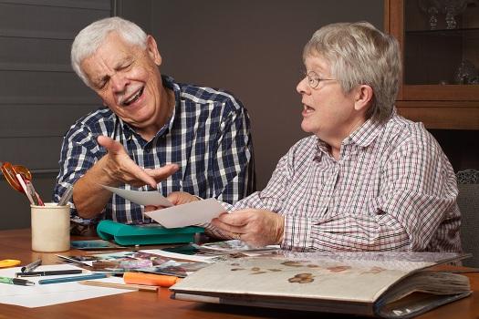 Ways Scrapbooking Benefits the Elderly in Winnipeg, MB