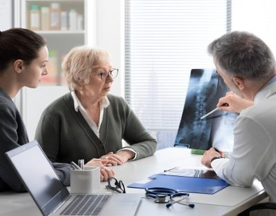 If My Elderly Loved One Falls What Should the Doctor Check in Winnipeg, MB