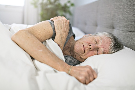 Reasons for Daytime Sleepiness in Elderly People in Winnipeg, MB