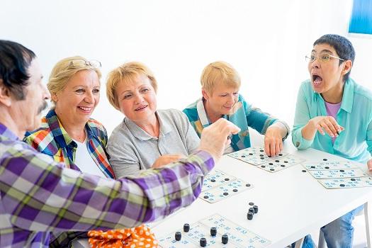Tips Bingo Helps Seniors Stay Healthy in Winnipeg, MB