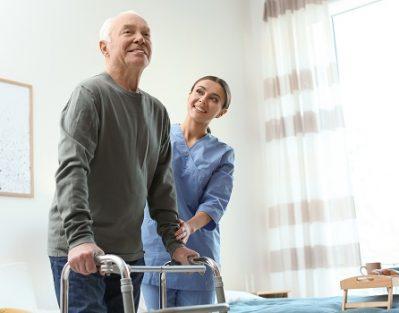 Safe Activities for Elderly People with Parkinson in Winnipeg, MB