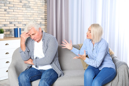 Why Do Aging Adults Who Have Dementia Get Angry in Winnipeg, MB